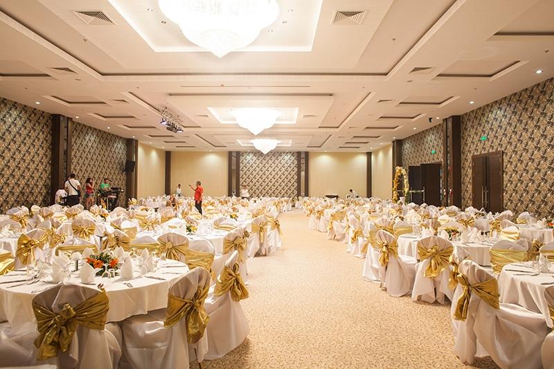 Cherry Garden - City & Spa Hotel :: TOPLANTI / Düğün Salonu